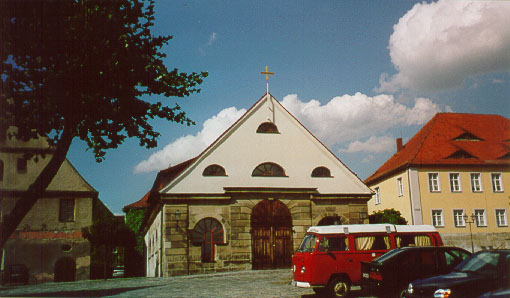 Igreja na Franconia